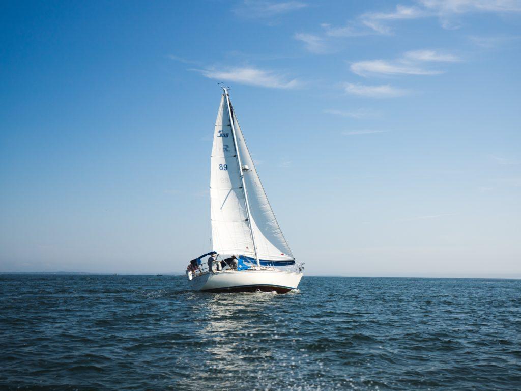 Ordlista för seglare